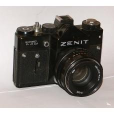 Фотоаппарат Зенит TTL