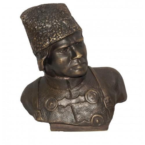 Арт. 0025 Махно Нестор Иванович (Бюст)