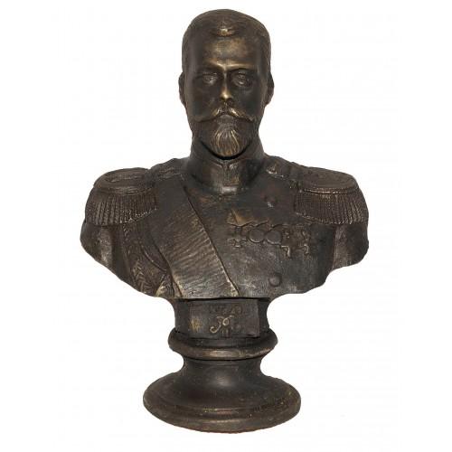 Арт. 0022 Николай II (Бюст)