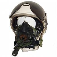 Шлем советского летчика ЗШ-3М