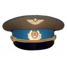 А006 ФУРАЖКА ОФИЦЕРА ВВС СССР ПОВСЕДНЕВНАЯ