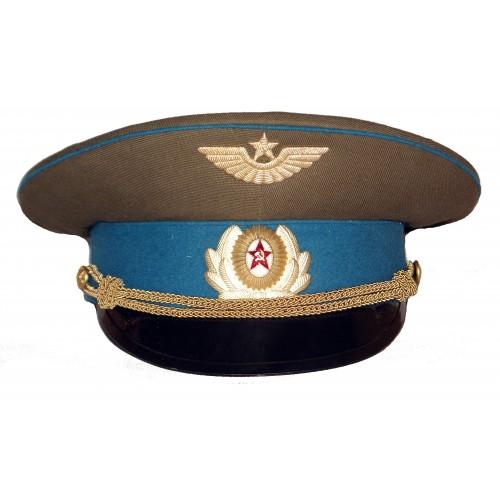 Фуражка офицера ВВС СССР повседневная
