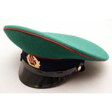 А014 СОЛДАТСКАЯ ФУРАЖКА ПОГРАНВОЙСК СССР