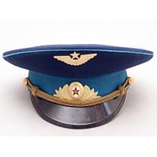 А012 ПАРАДНАЯ ФУРАЖКА ОФИЦЕРА ВВС СССР