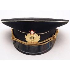 А013 ФУРАЖКА КАПИТАНА ВМФ СССР