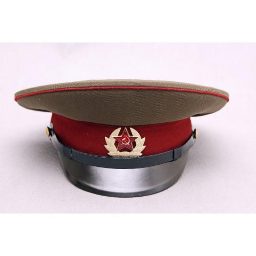 К009 Фуражка солдата внутренних войск СССР