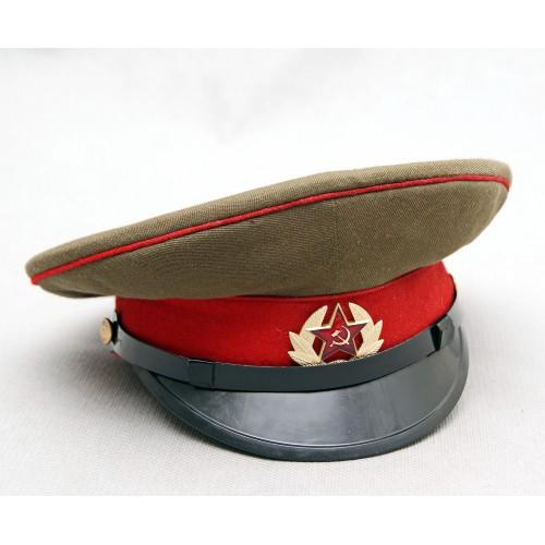 К010 Фуражка советского солдата мотострелковых войск
