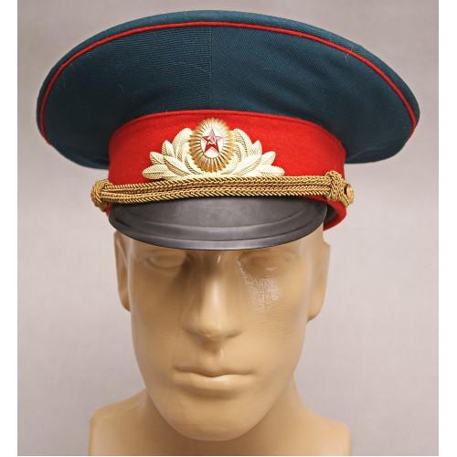 Фуражка офицера парадная мотострелковых войск СССР