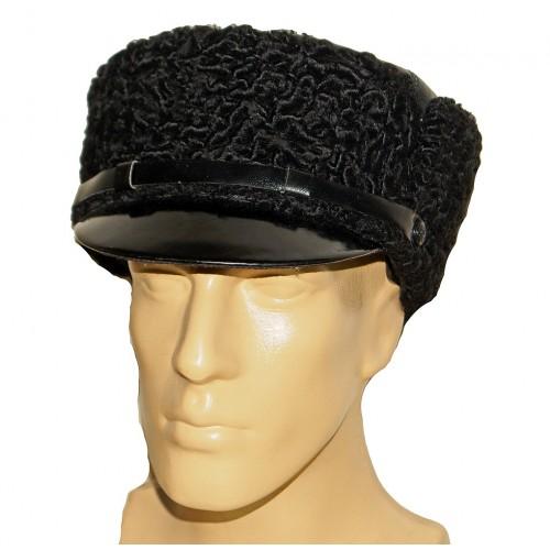 1100 Военно-морская каракулевая шапка