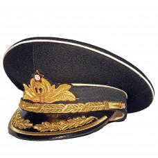 А022 ФУРАЖКА АДМИРАЛА ВМФ СССР ПОВСЕДНЕВНАЯ