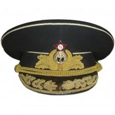 К012 Фуражка адмирала ВМФ СССР