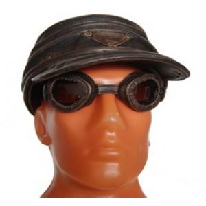 Кепки с очками