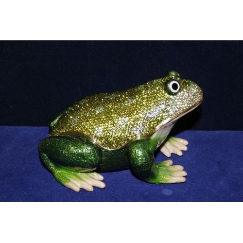 Лягушка Большая Зелёная