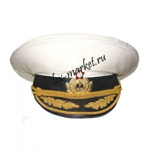 Парадная фуражка капитана ВМФ СССР