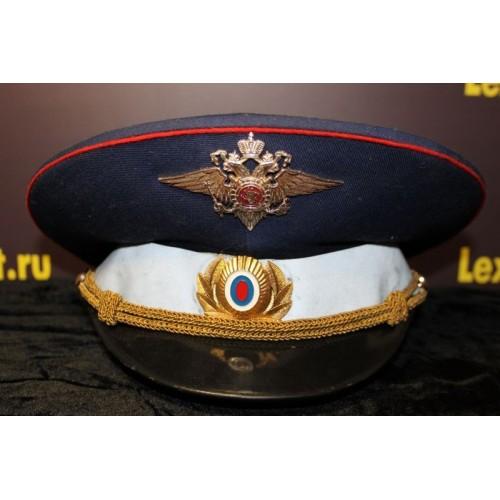 Фуражка ДПС, ГИБДД