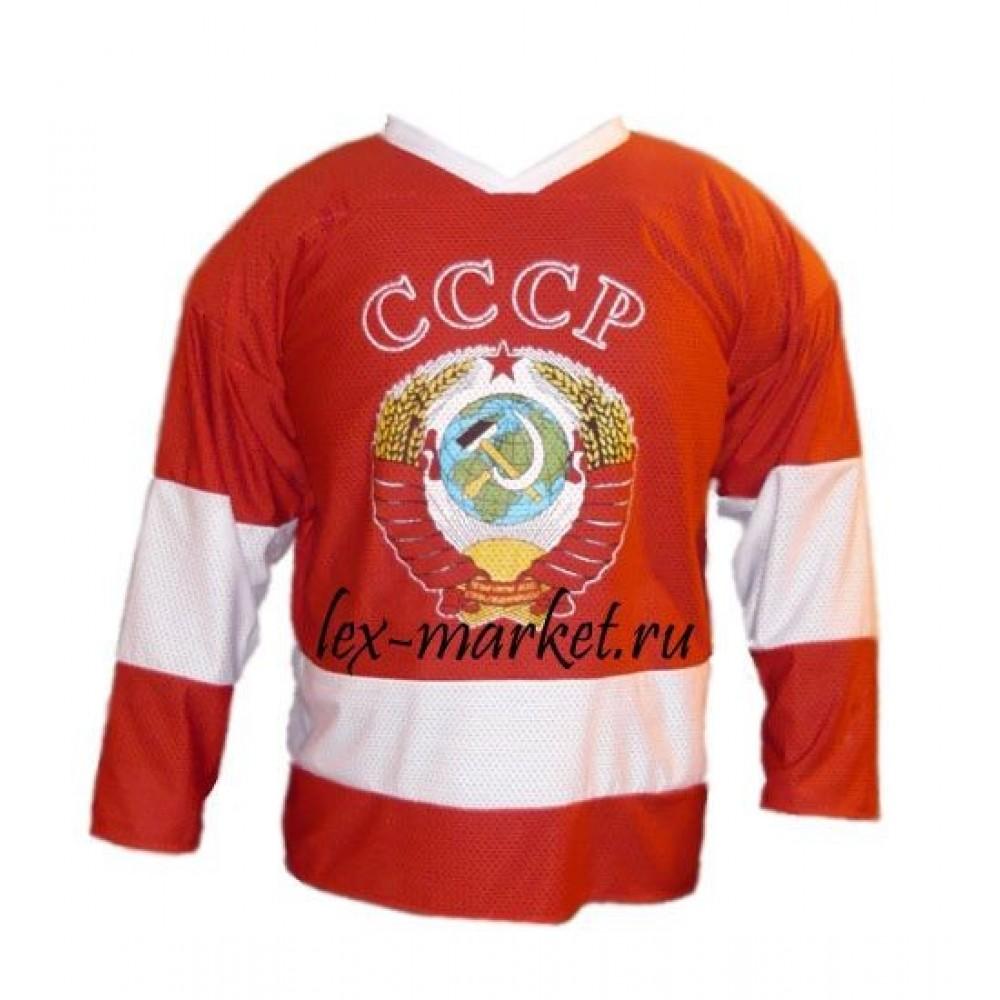 Хоккейный Свитер Купить