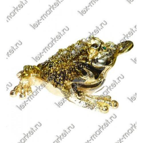 Шкатулка-лягушка (0020)