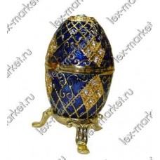 Яйцо-шкатулка (0027)