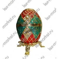 Яйцо-шкатулка (0030)