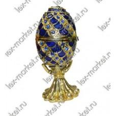 Яйцо-шкатулка (0034)
