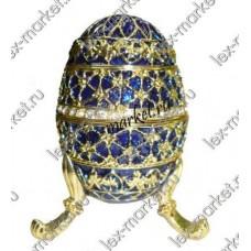 Яйцо-шкатулка (0024)
