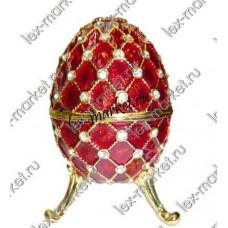 Яйцо-шкатулка (0022)