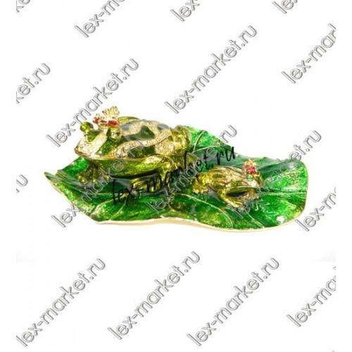 Шкатулка-лягушка (0018)