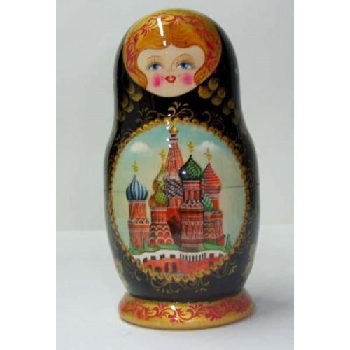 МатрёшкаВиды Москвы