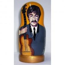 Матрёшка Beatles