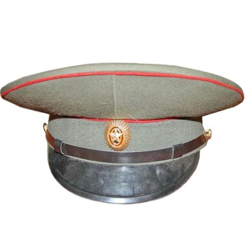 А020  ФУРАЖКА ОФИЦЕРА РОССИЙСКОЙ АРМИИ ПОВСЕДНЕВНАЯ