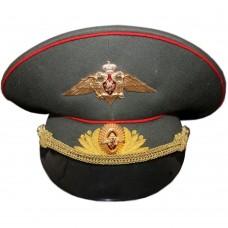 А023  ФУРАЖКА ГЕНЕРАЛА РОССИЙСКОЙ АРМИИ ПОВСЕДНЕВНАЯ